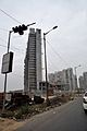 JW Marriott Hotel Under Construction - Eastern Metropolitan Bypass - Kolkata 2013-11-28 0864.JPG