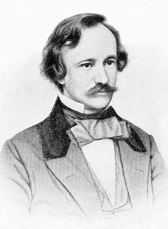 J. Johnston Pettigrew - Pettigrew circa 1855