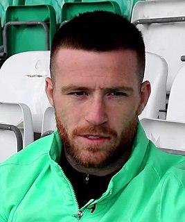 Jack Byrne (footballer, born 1996) Irish association football player