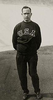 Jackson Scholz athletics competitor