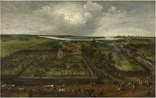 Het Kiel bij Antwerpen