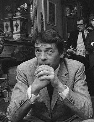 Les plus grands Belges - Image: Jacques Brel 1971 2