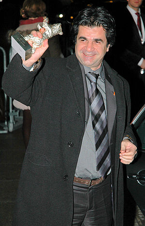 Jafar Panahi - Panahi at the 2006 Berlin Film Festival