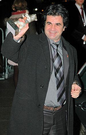 Jafar Panahi - Panahi at the 2006 Berlin Film Festival
