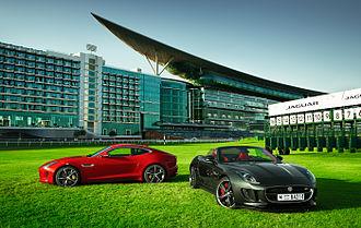 Meydan Racecourse - The grandstand at Meydan