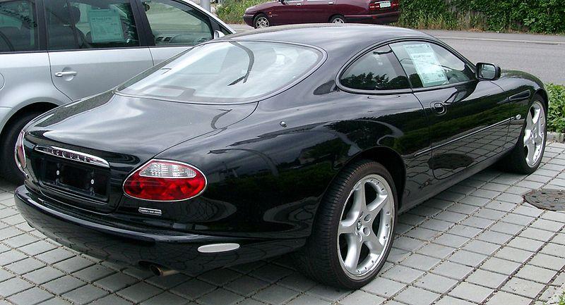 File:Jaguar X100 rear 20080524.jpg - Wikimedia Commons