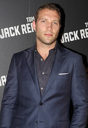 Jai Courtney - Courtney at the Jack Reacher premiere in December 2012