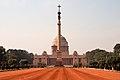 Jaipur Column at Rashtrapati Bhavan, New Delhi.jpg