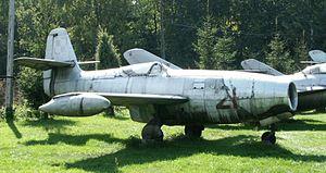 White Eagle Museum - Image: Jak 23 yak 23