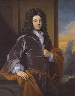 James Bertie, 1st Earl of Abingdon English nobleman