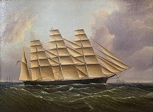 James E. Buttersworth - Great Republic.jpg