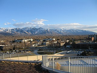 Wasatch Range mountain range in northern Utah, Untied States