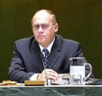 Minister of Foreign Affairs (Czech Republic) - Image: Jan Kavan cropped