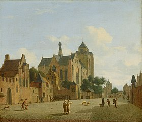 The Church at Veere