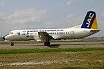 JapanAirCommuter YS-11 fukuoka 20040318133114.jpg