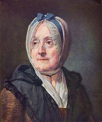 Portrait de Madame Chardin (1707-1791)