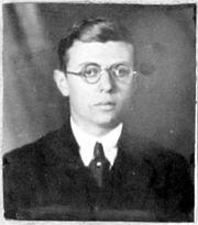 Sartre nel 1924