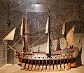 Jean-françois gautier, modello di nave detta le prince de parme, tolone 1761, usato per educare il futuro duca don ferdinando.jpg