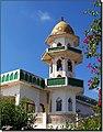 Jebel Qara - moschea presso la tomba di Giobbe - panoramio.jpg