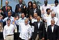 Jefes de Estado en la Cumbre de Cartagena de Indias, 2012.jpg