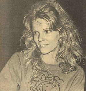 Jennifer Billingsley - Jennifer Billingsley (in 1972)