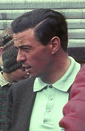 1963 Formula One season - Briton Jim Clark (pictured in 1966) won his 1st driver's championship, driving for Lotus