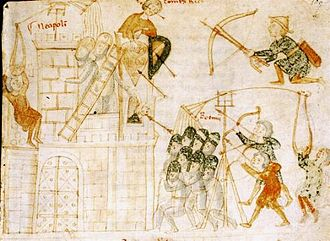 Henry VI, Holy Roman Emperor - Siege of Naples, Peter of Eboli, Liber ad honorem Augusti, Palermo, 1196
