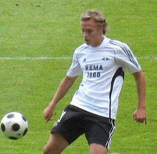 Jo Sondre Aas Norwegian footballer