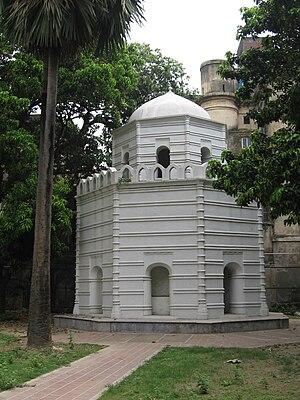 Job Charnock - Job Charnock's mausoleum