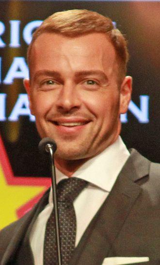Joey Lawrence - Lawrence at the AHA 2012 Hero Dog Awards