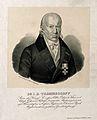 Johann Bartholomäus Trommsdorf. Lithograph by A. Meyerheim. Wellcome V0005907.jpg