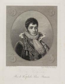 Portrait of Jérôme Bonaparte (Source: Wikimedia)