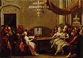 Johann Josef Karl Henrici - Koncert na orientalskem dvoru.jpg