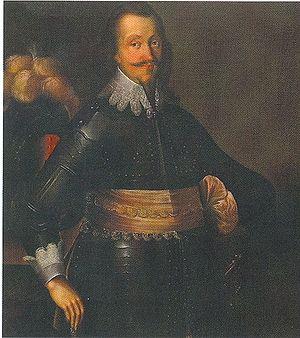 Johann Philipp, Duke of Saxe-Altenburg - Image: Johann Philipp Sa Alt