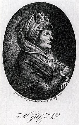 Johanna Isabella Eleonore von Wallenrodt