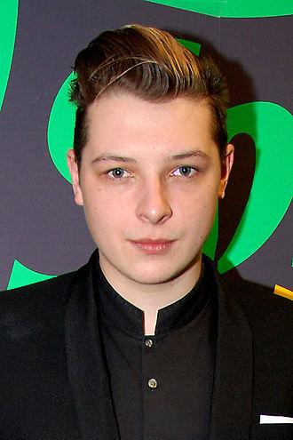 John Newman (singer) - Newman in January 2014