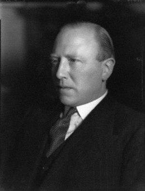 John Jestyn Llewellin, 1st Baron Llewellin - Image: John jestyn llewellin