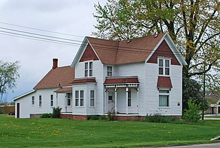 John and Edna Truesdell Fischer Farmstead United States historic place