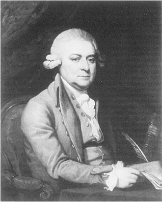 John Adams - Adams – 1785 Mather Brown Portrait