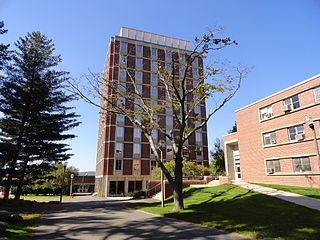 John F. Thompson Hall