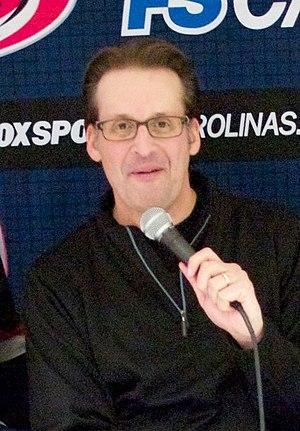 John Forslund - John Forslund in February 2012