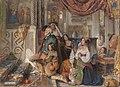 John Frederick Lewis - Roman Pilgrims - Google Art Project.jpg