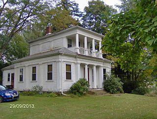Andover Township, Ashtabula County, Ohio Township in Ohio, United States