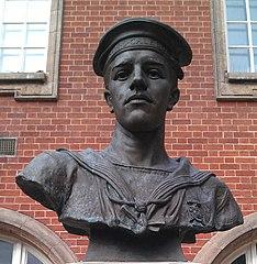 Memorial to John Henry Carless VC
