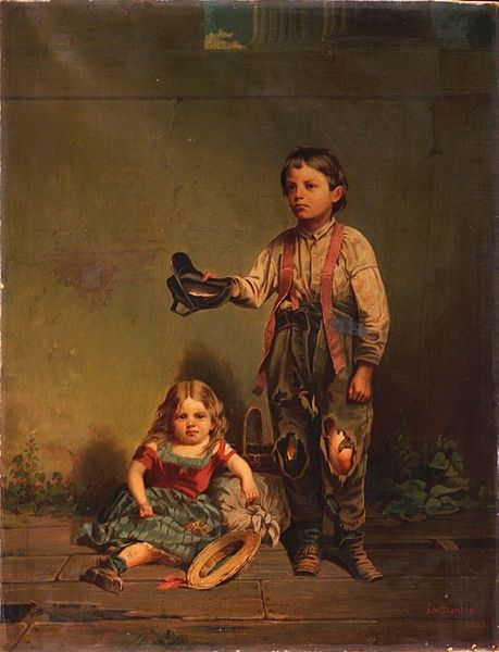 File:John Mix Stanley - Beggar Boy.jpg