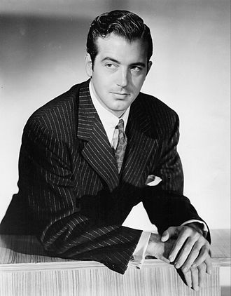 John Payne (actor) - Payne in 1949