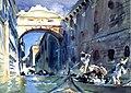 John Singer Sargent - The bridge of sighs.jpg