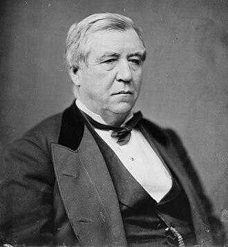 1872 Democratic National Convention - Image: John Stevenson