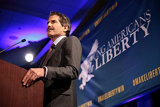 John Stossel - Stossel speaking at the New York City Spring Summit of Young Americans for Liberty
