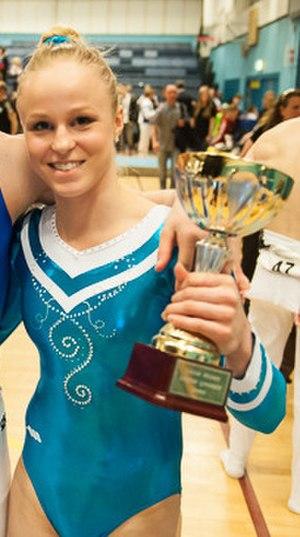 1995 in Sweden - Jonna Adlerteg
